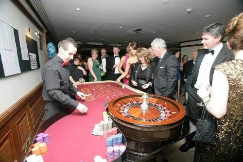 Casino at Digby Brown Winter Dinner Dance 2013