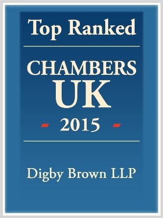 Chambers Top Ranked DigbyBrown 2015 logo